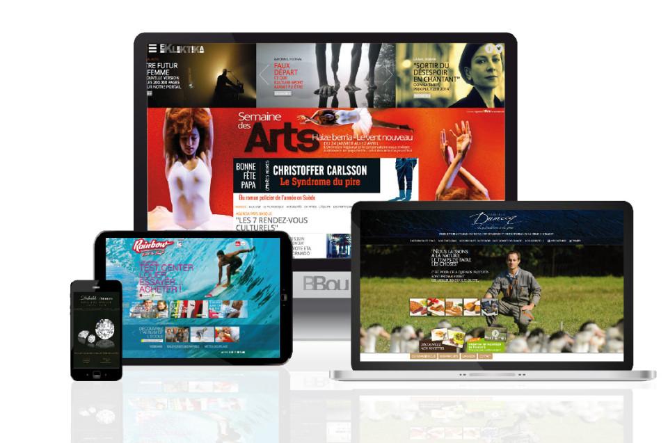 bbou agence de communication web Biarritz, Bayonne , Anglet