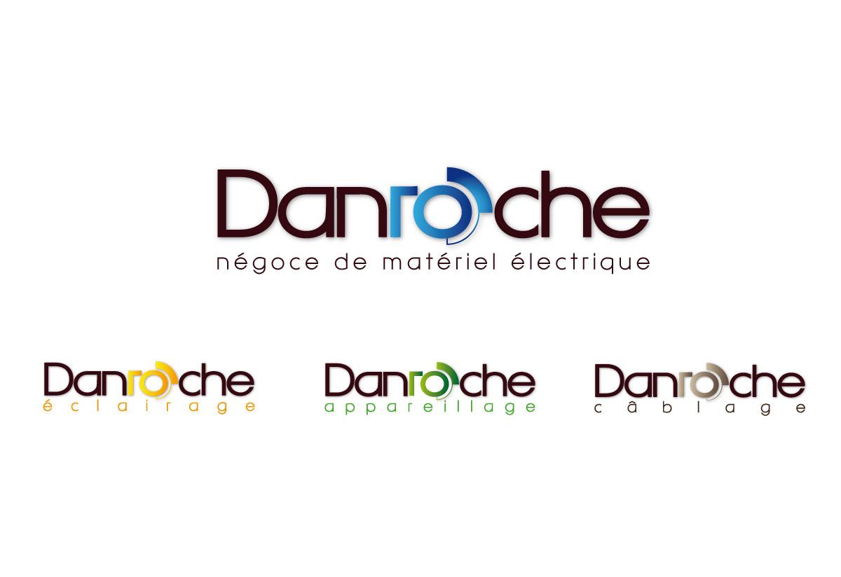 Danroche logo