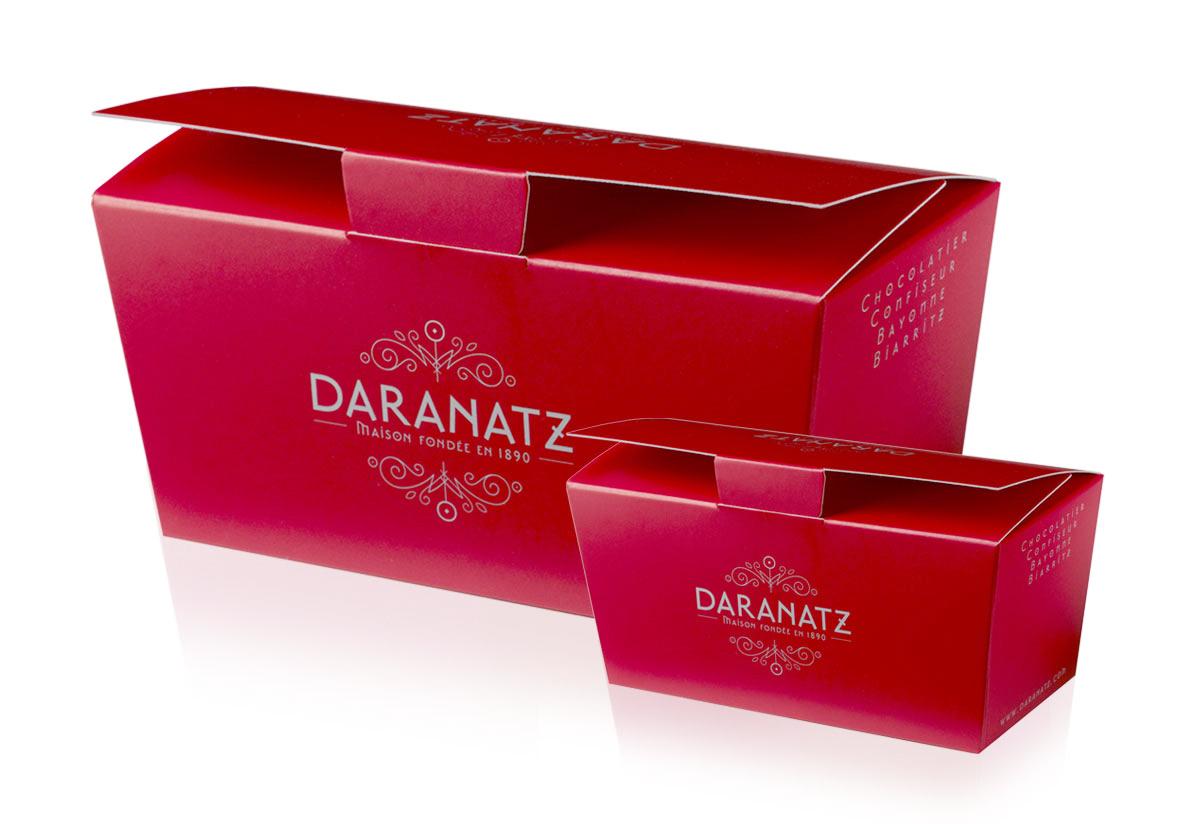 Daranatz packaging