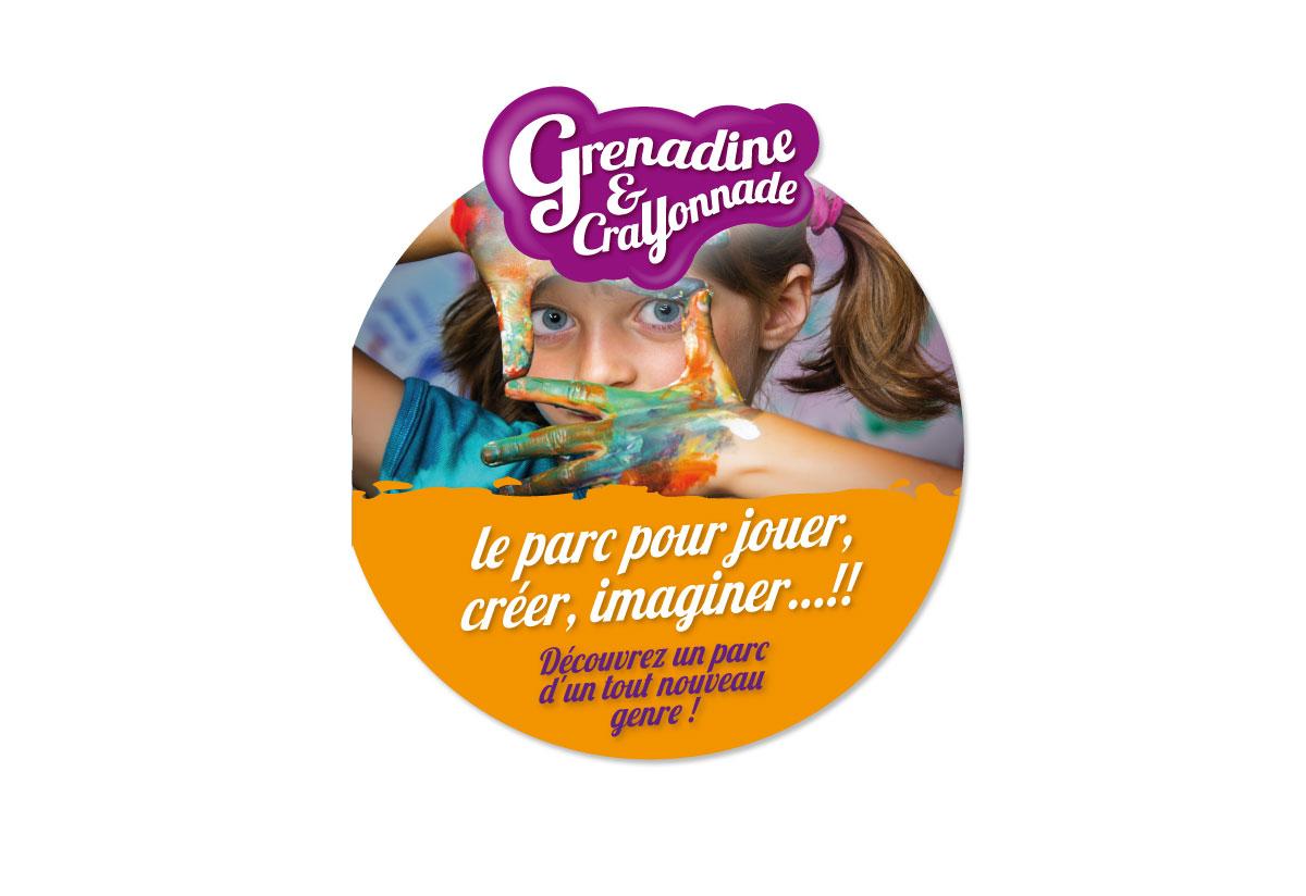 Grenadine & Grenadine plaquette