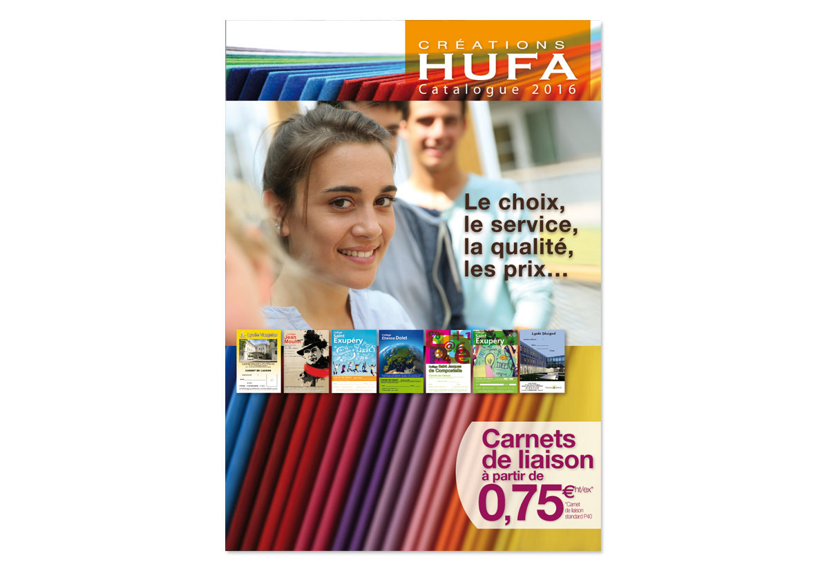Hufa catalogue
