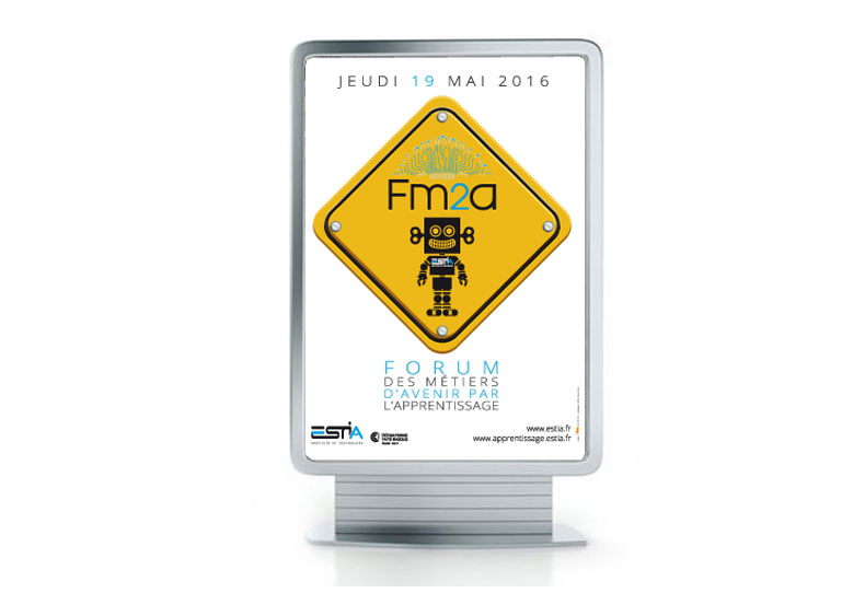 Estia Campagne communication FM2A