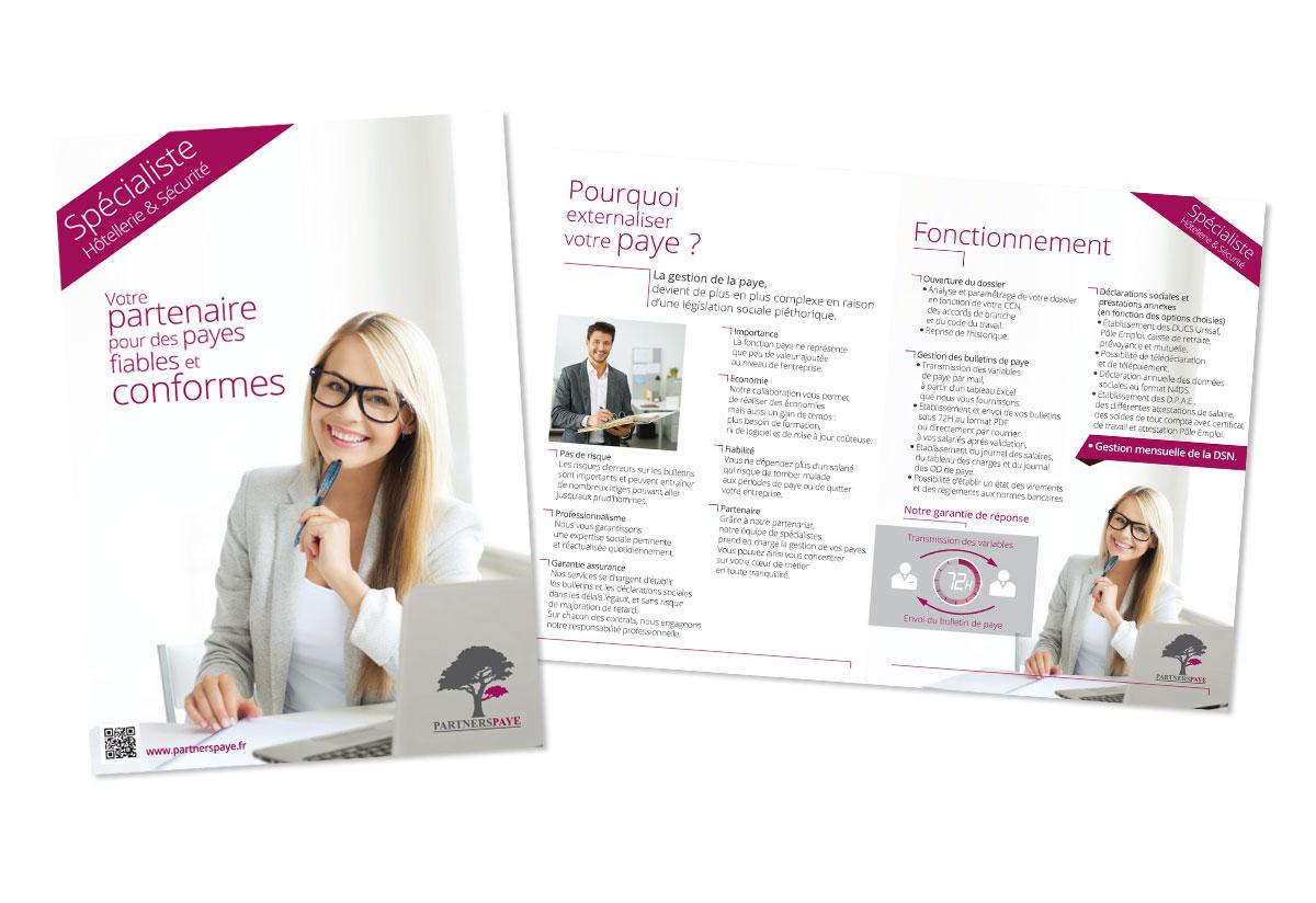 Partners Paye Campagne de communication