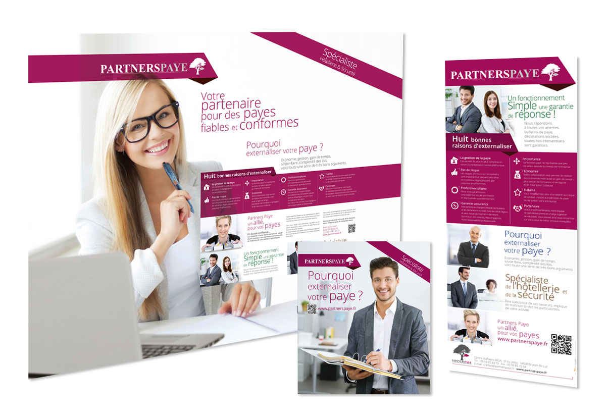 Partners Paye Stand