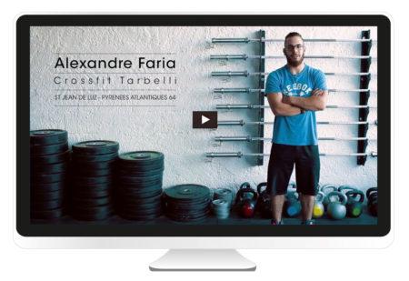 Réseau ECNA Film ITW créé par l'agence BBou communication et web pays basque, anglet bayonne biarritz
