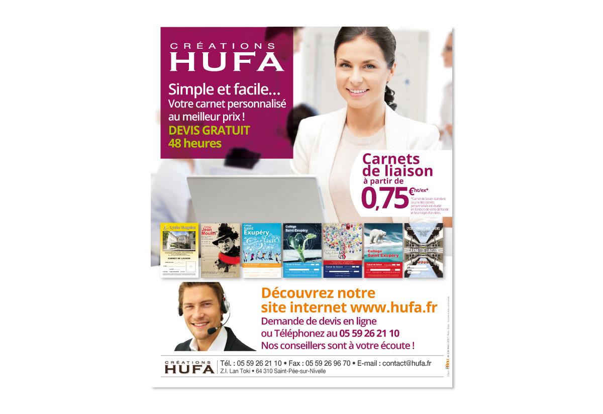Hufa e-mailing