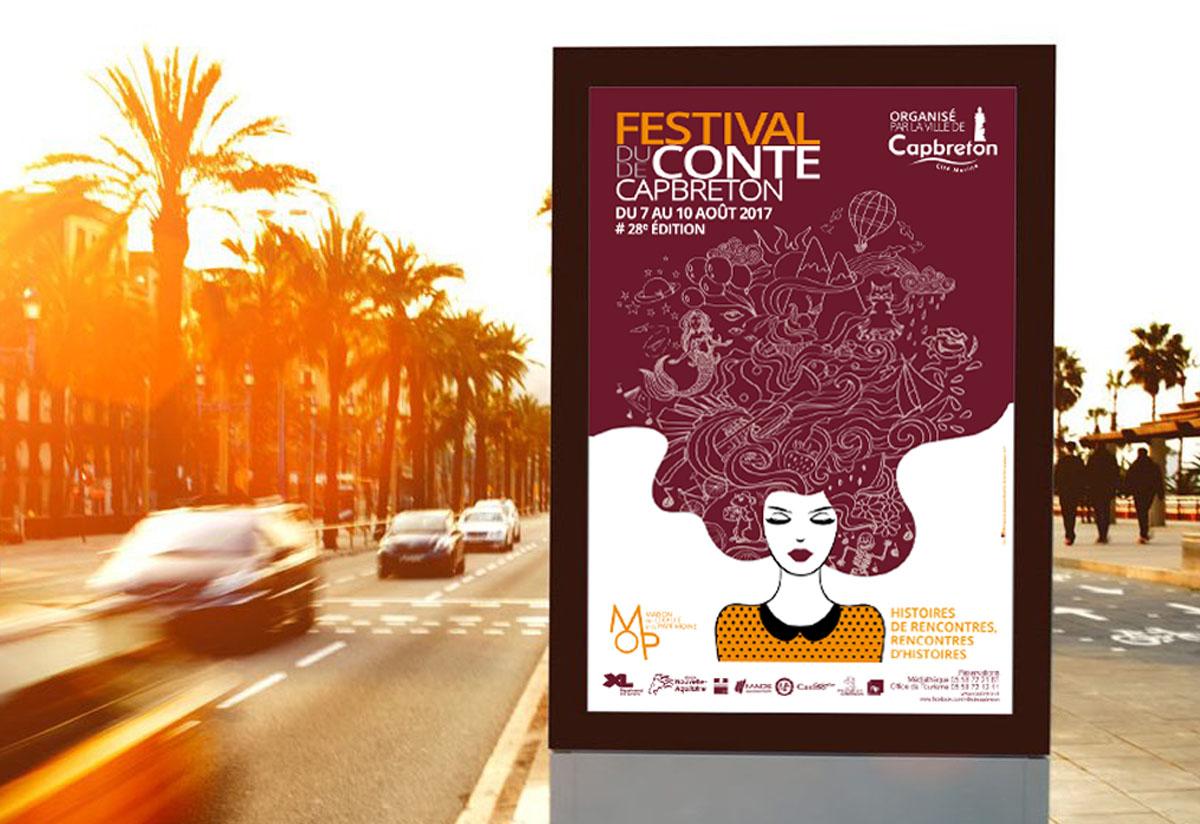 Mairie de Capbreton Festival du Conte