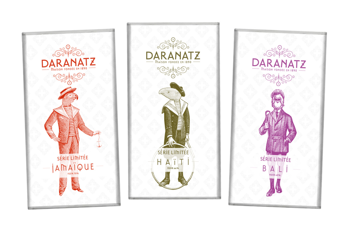 Packaging Daranatz