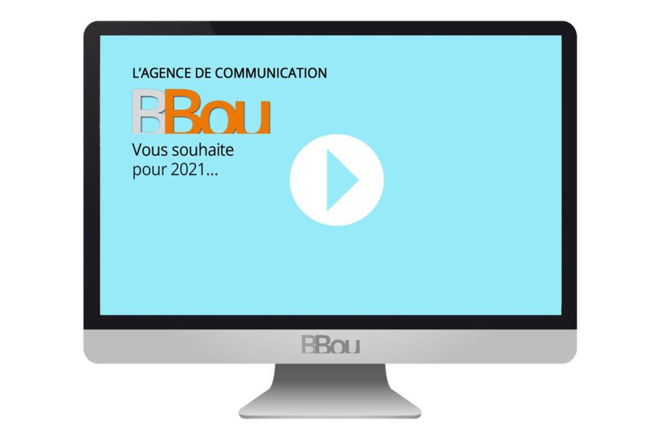 Carte-de-Voeux-2021 BBou Agence de communication Toulouse Pays basque